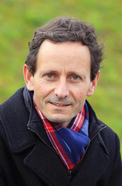 Sergio Martínez, autor de «La ciudad enfurecida» (Grijalbo, 2021) / Foto (C) David Laguillo