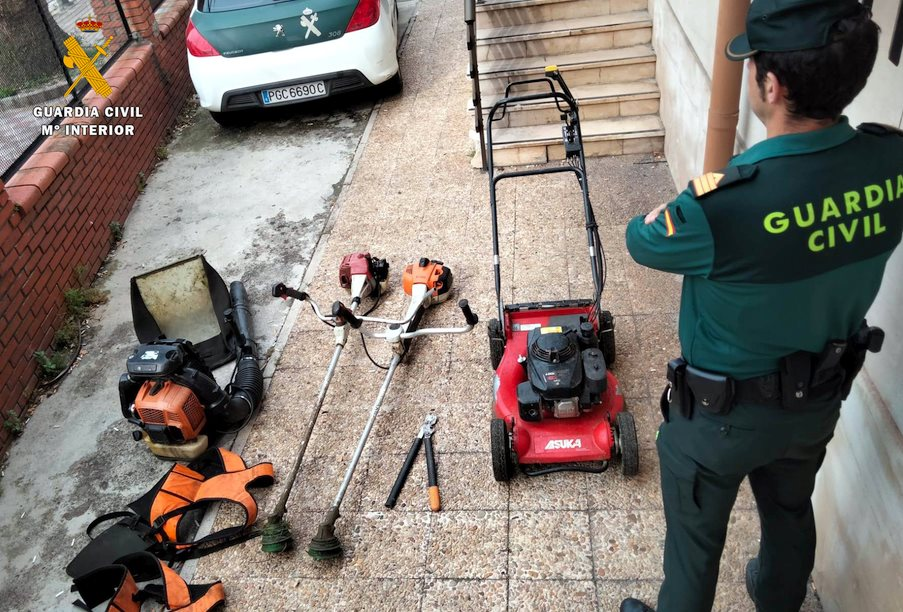 La Guardia Civil detiene a los presuntos autores de tres robos en Maliaño