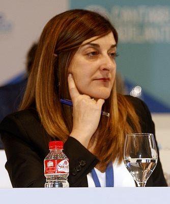 María José Sáenz de Buruaga - Foto (C) David Laguillo