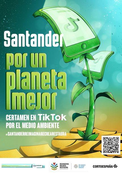 Últimos días para inscribirse y subir un vídeo para el concurso de Tik Tok dirigido a concienciar en el cuidado del medio ambiente