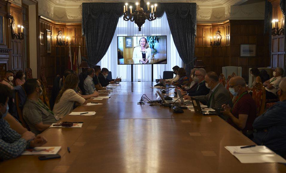 """Nadia Calviño: """"España debe estar entre los líderes de la economía del dato"""""""