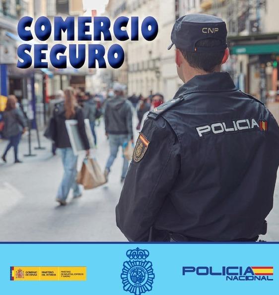 La Policía Nacional alerta sobre estafas dirigidas al sector comercial y empresas
