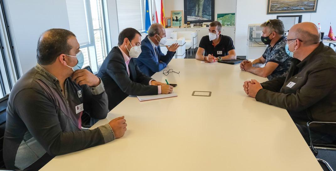 Marcano reclama el apoyo del Estado a las electrointensivas y medidas 'inmediatas' para frenar el precio de la energía